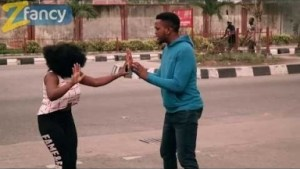 Video: Zfancy Tv Comedy - Something at Your Back Part 2 (African Pranks)